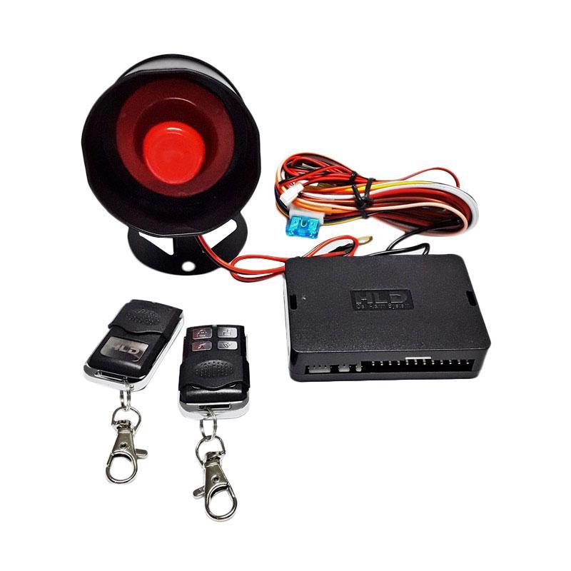 HLD 6001 Sliding Komplit Set Alarm Mobil