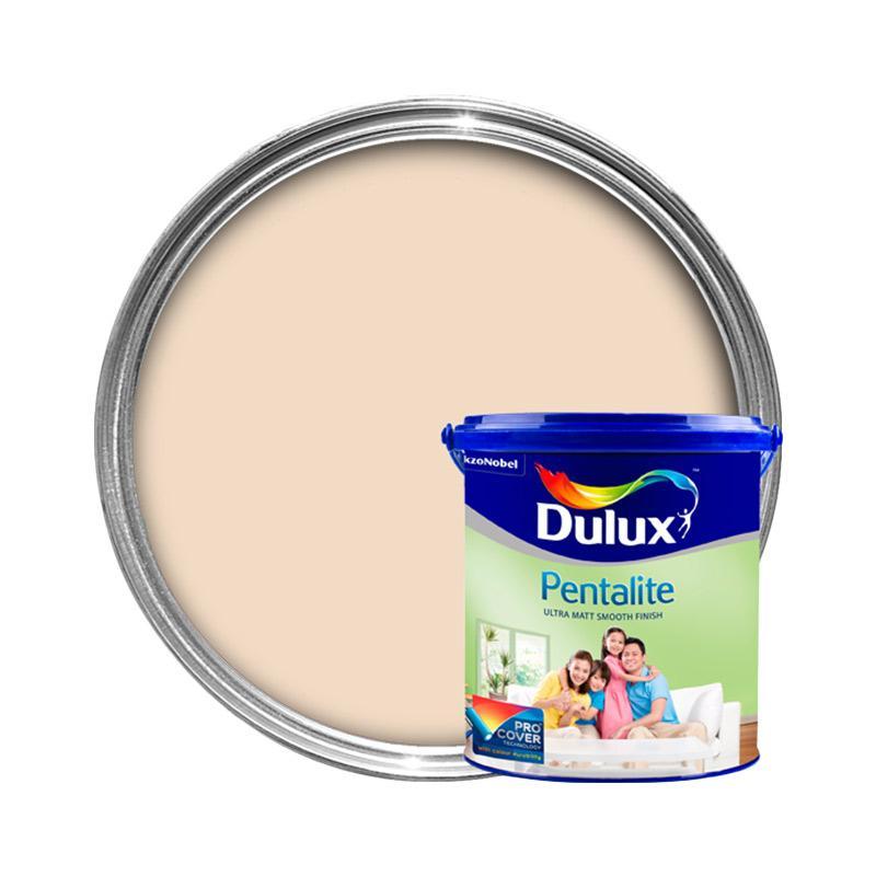 Dulux Pentalite Almond Cat Interior [2.5 Liter]