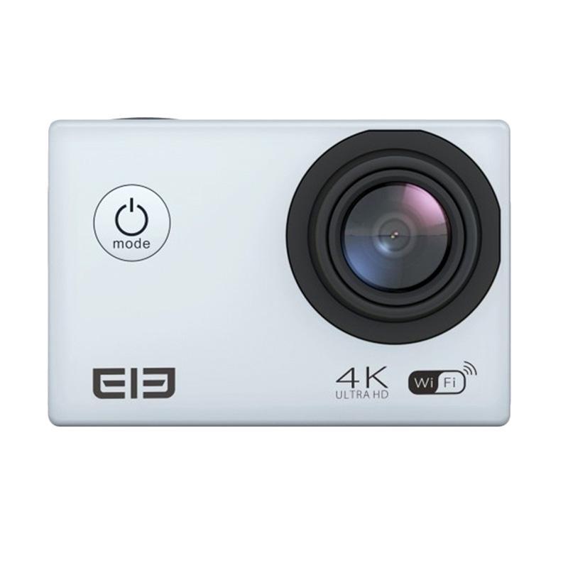 ELE Explorer Action Camera 4K - Silver