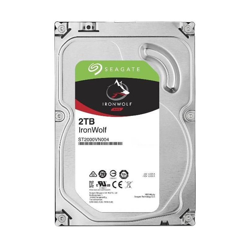 Seagate IronWolf HDD NAS [2TB/ 5900RPM]