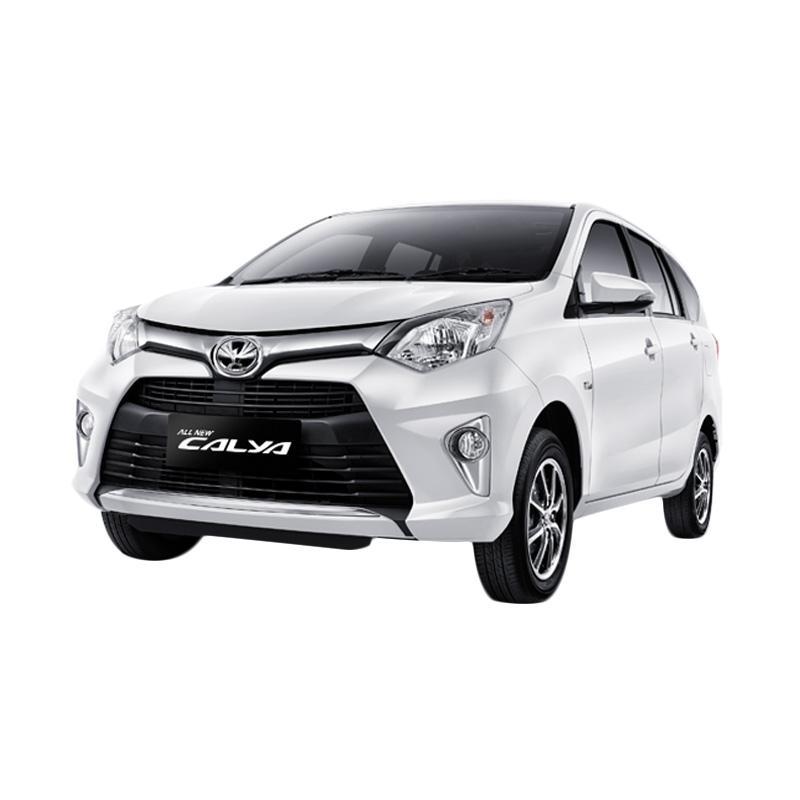 Toyota Calya 1.2 E M/T Mobil - White