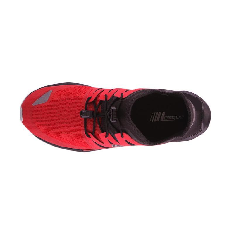 Jual League Kumo Racer Sepatu Lari - Red Online - Harga   Kualitas Terjamin   2100c749c3