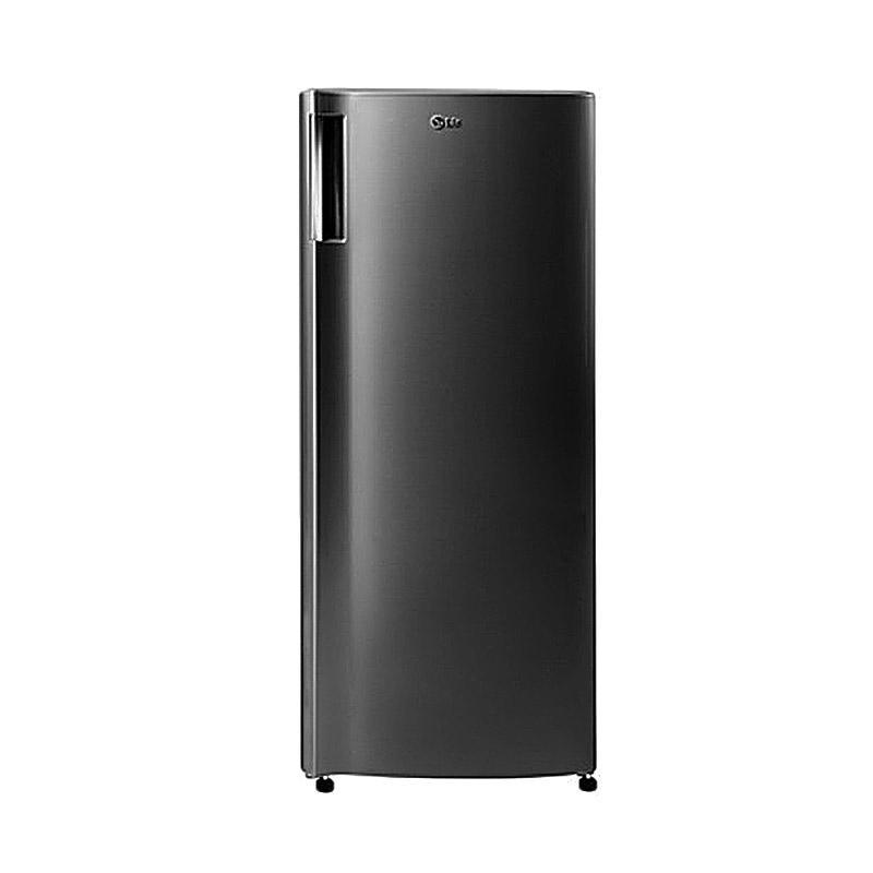 harga LG GN-INV304SL Kulkas Freezer Inverter [1 Pintu/ 6 Rak/ 160L] Blibli.com