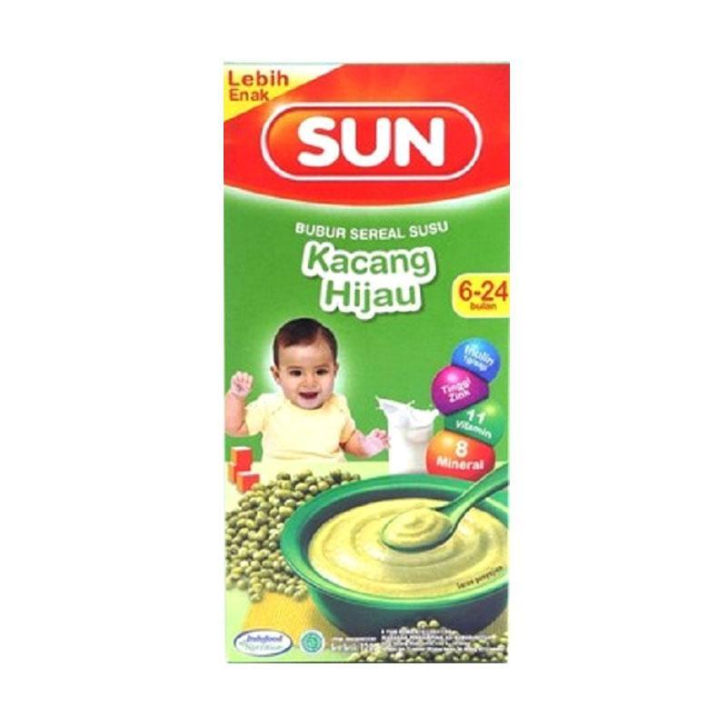 harga Sun BC Susu Kacang Hijau Bubur Bayi Blibli.com