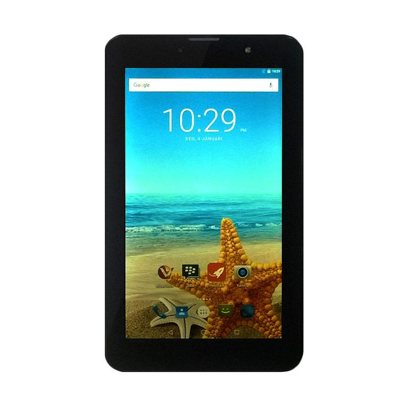 Advan Vandroid I7 Tablet - Hitam [8GB/ 2GB/ 4G LTE]