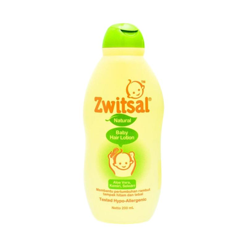 Zwitsal Baby Hair Lotion [200 mL]