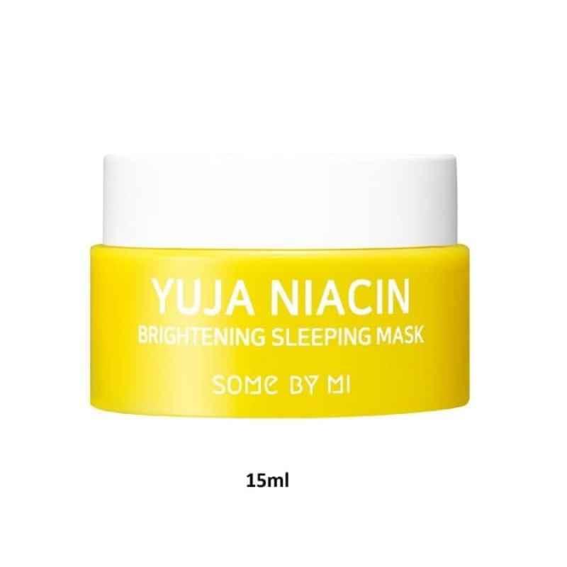 Some By Mi Yuja Niacin Brightening Sleeping Mask 15gr