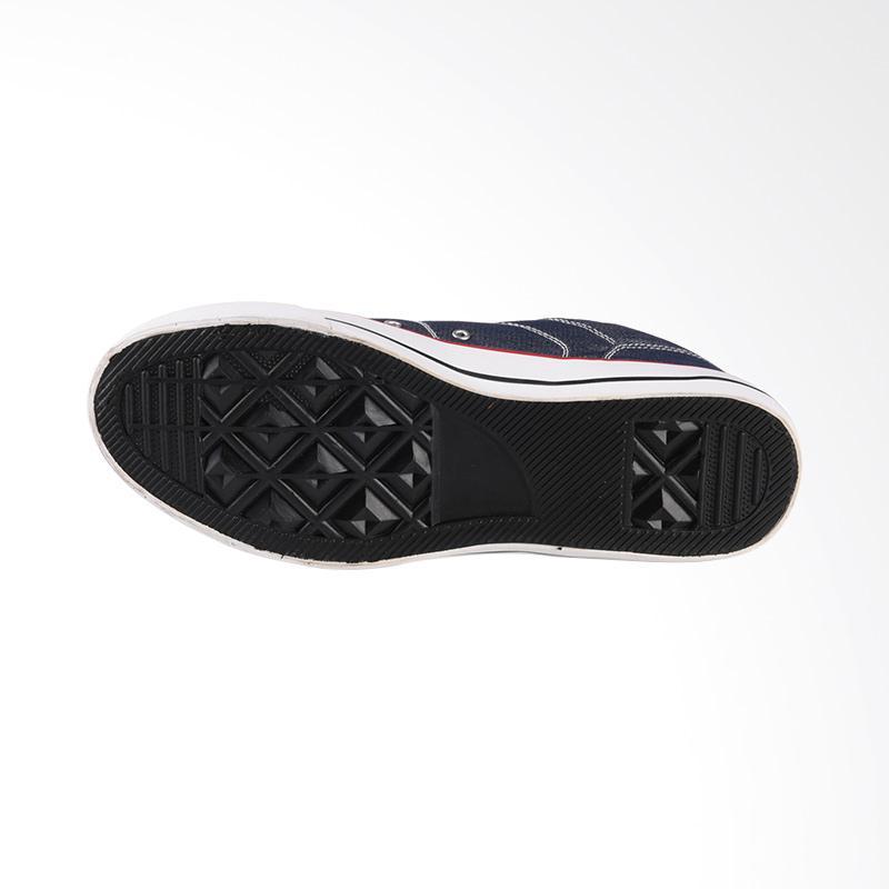 Jual Carvil Canvas Mens Shoes Sepatu Casual Pria - Denim Roller-M Online - Harga