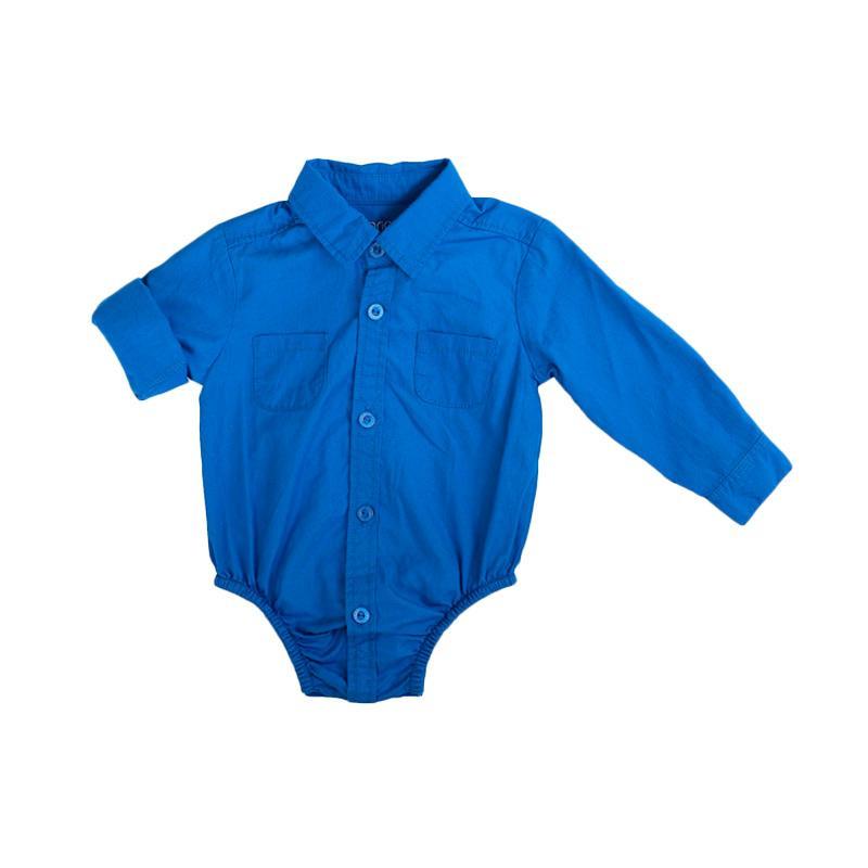 Torio Happy Plane One Pieces 58-0520 Season 5 Baju Jumpsuit Anak - Blue