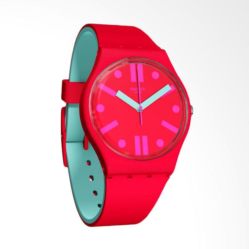 Swatch GR170 Jam Tangan Wanita - Red