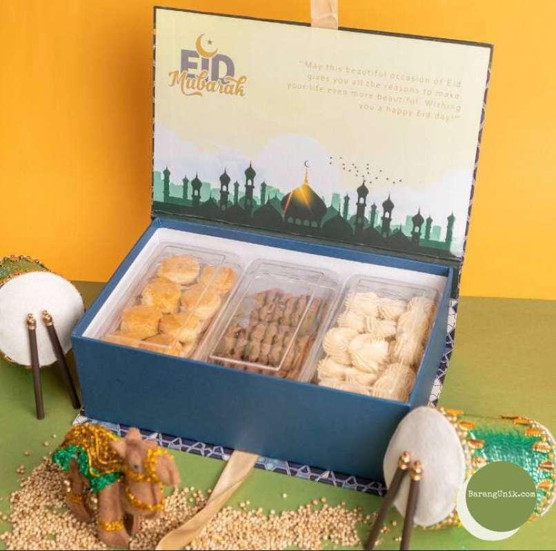 Jual Hanya Only Hard Gift Box Kotak Flip Box Dus Kue Cake Packaging Hampers Motif Lebaran Idul Fitri Eid Mubarak Ramadhan Online Mei 2021 Blibli