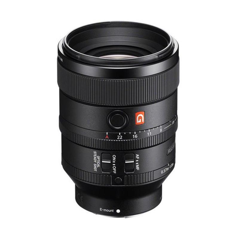 Sony FE 100mm f/2.8 GM Full Frame Lensa Kamera