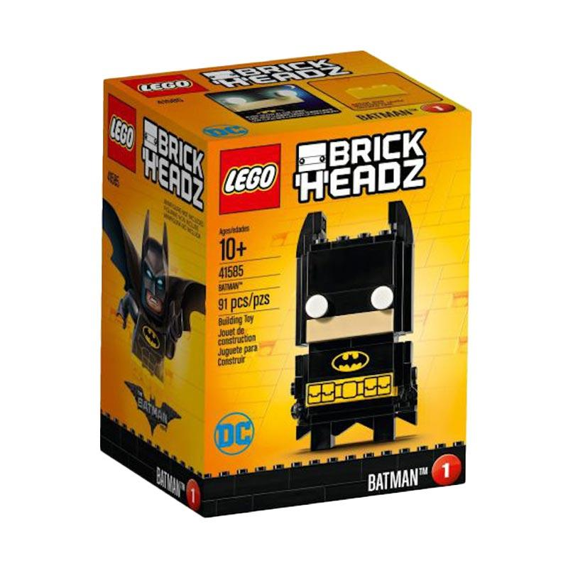 LEGO 41585 BrickHeadz Batman Mainan Blok & Puzzle