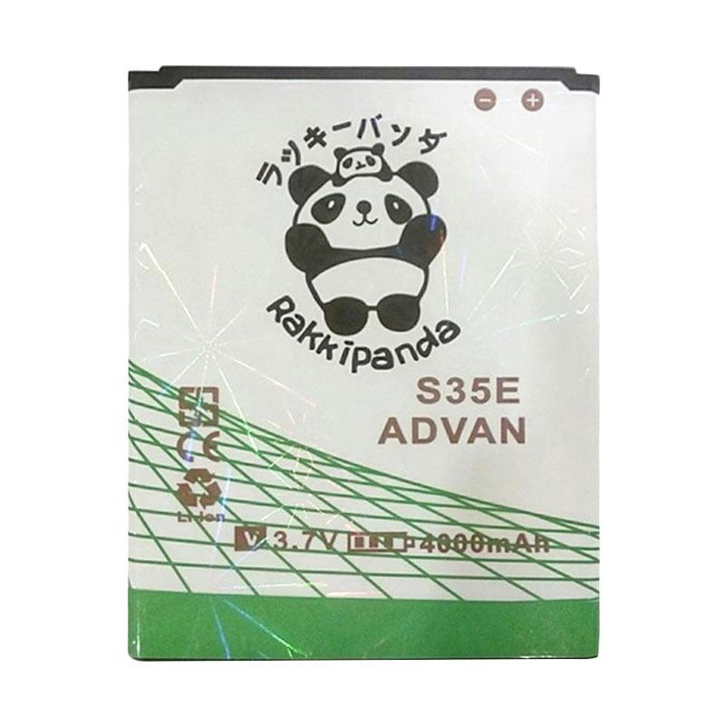RAKKIPANDA Baterai Double Power IC for ADVAN S35E