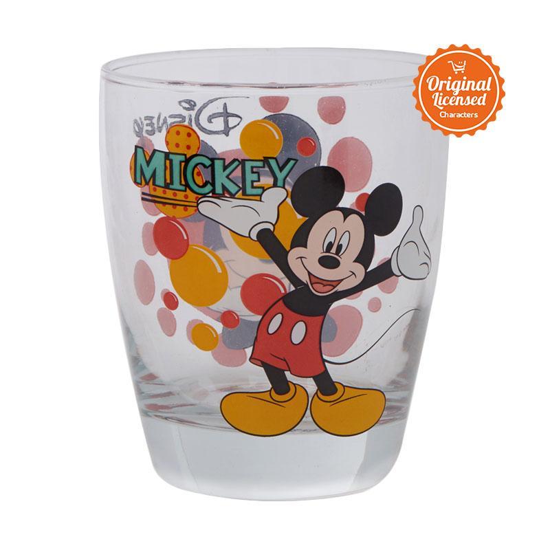 Disney CL054GMC1270-Mic Mickey Mouse Boston Glass Peralatan Makan Anak