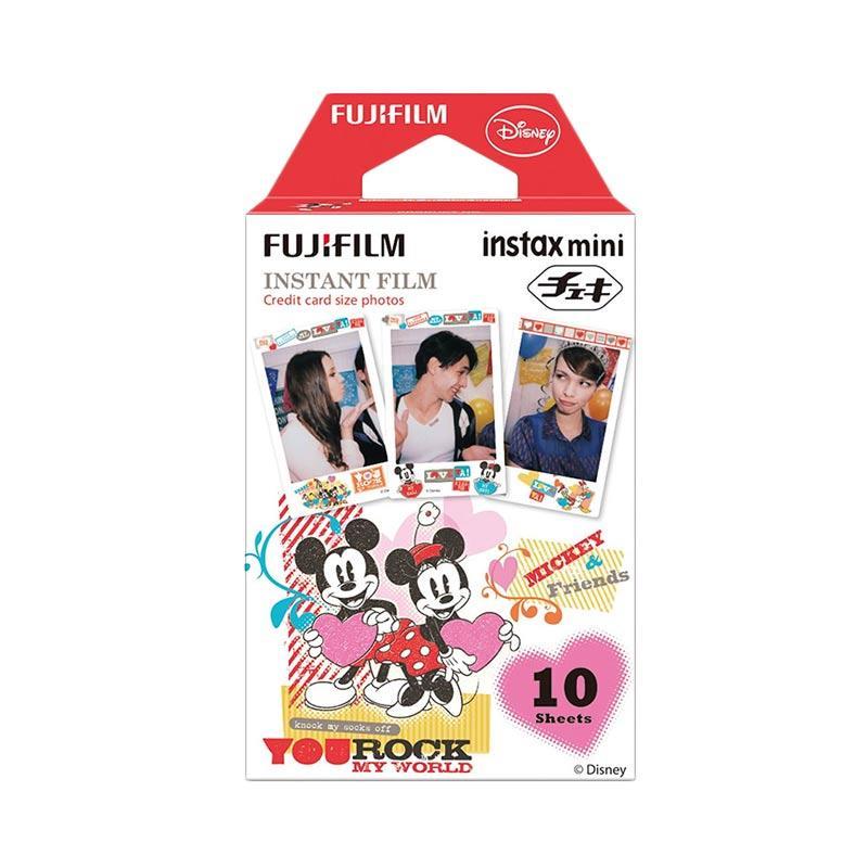 Fujifilm Mickey Refill Paper for Instax Mini