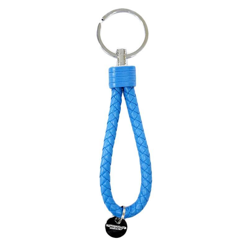 SIV Keychain Motif Tikar Gantungan Kunci - Biru