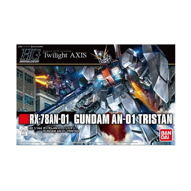 Bandai HGUC RX-78AN-01 Gundam Tristan Model Kit [1:144]