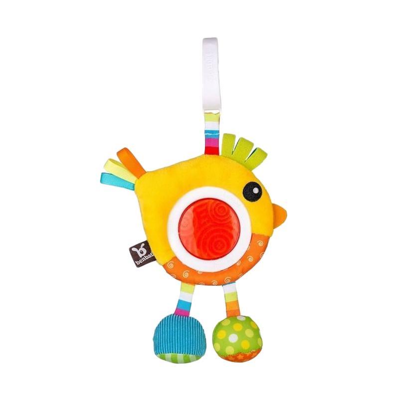Benbat Dazzle Friends Rattle Toy - Bird