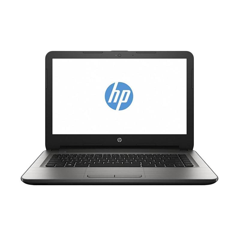 harga HP 14-BS003TU Notebook - Gray [Celeron N3060/DOS] Blibli.com