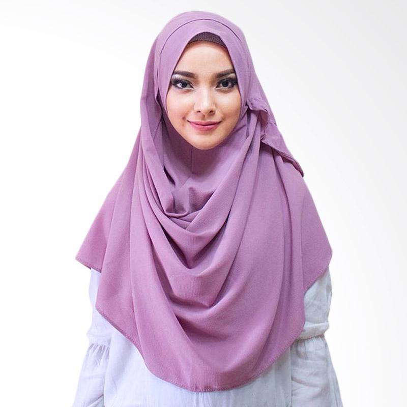 Milyarda Hijab Saraha Jilbab Instan - Lavender