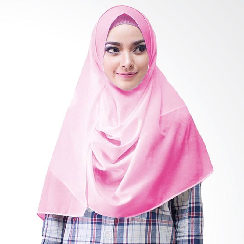 Milyarda Hijab Paloma Diamond Hijab Instan - Dusty Pink