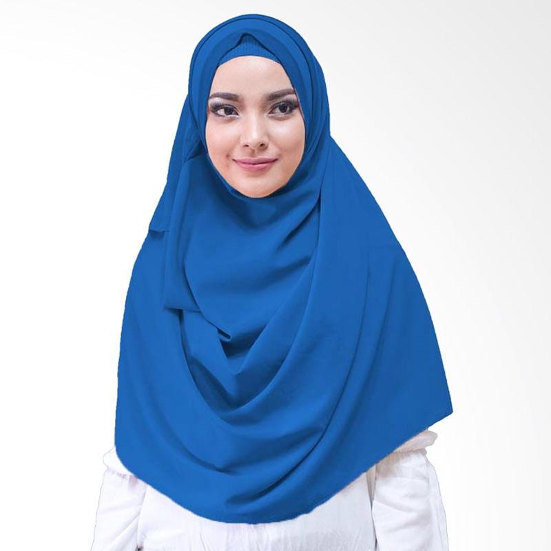 Milyarda Hijab Athaliali Hijab Instan - Navy Blue