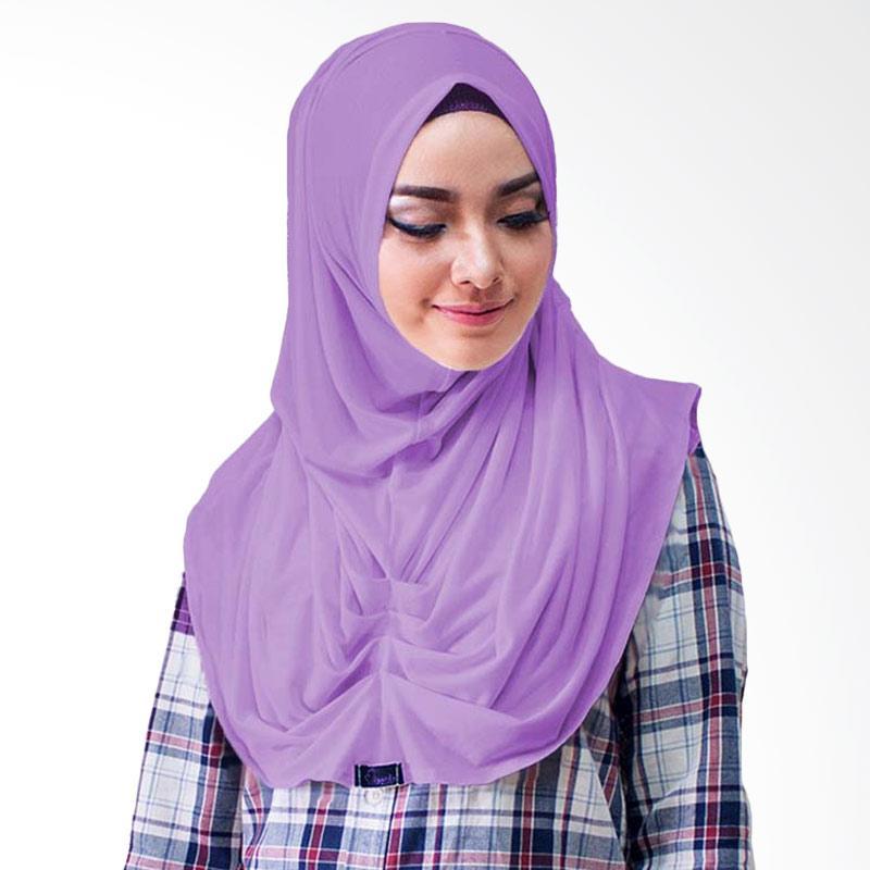 Milyarda Hijab Loly Jilbab Instant - Lavender