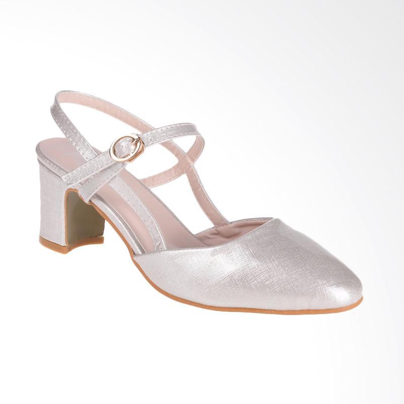 Papercut Shoes Xianggelula Mary Jane Slingback With Ankle Strap