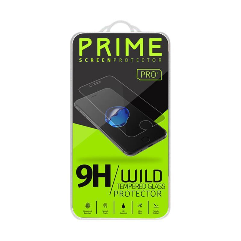 harga Prime Premium Tempered Glass Screen Protector for Blackberry Z10 or BB Z10 - Clear [2.5D] Blibli.com