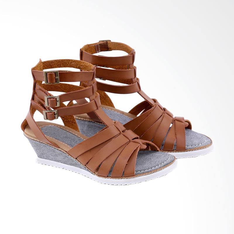 Garucci GRA 5195 Sepatu Wedges Wanita