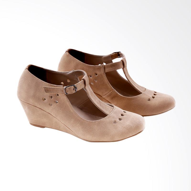 Garucci GPM 5095 Wedges Sepatu Wanita