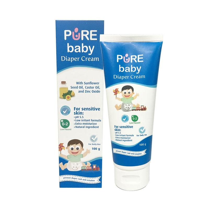 Pure Baby Diaper Cream [100 g]