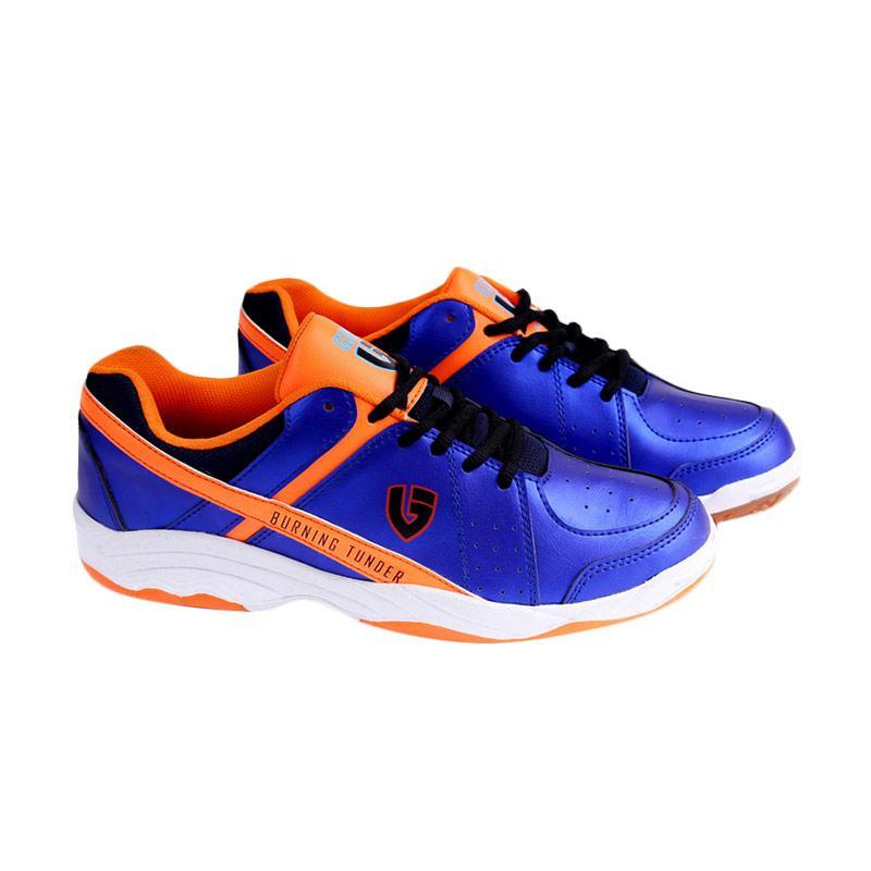 Garucci Sepatu Futsal Pria - Blue TMI 1088
