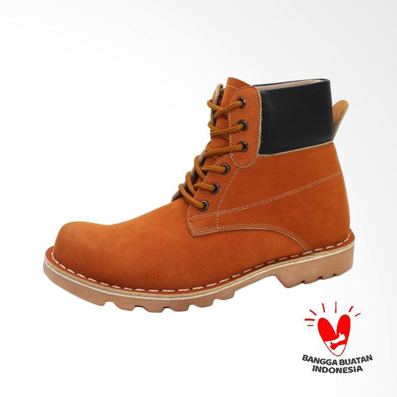 Grutty Sepatu Boots Pria GR 81083