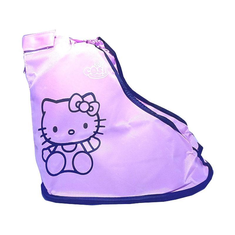 harga MOM Hello Kitty Jas Hujan Sepatu Anak - Pink Blibli.com