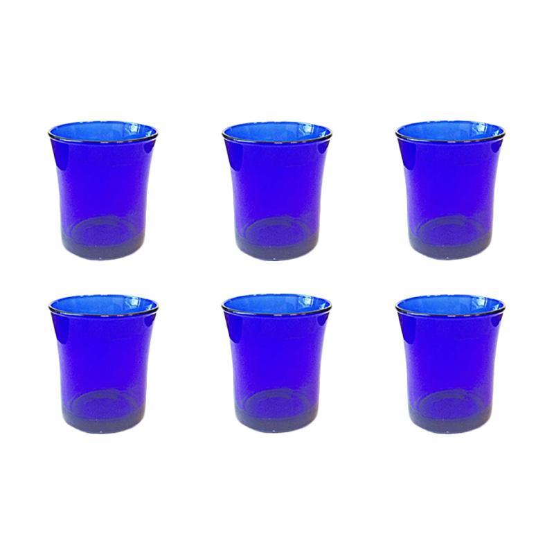Duralex Saphir Gelas [210 ml/21 cl/ 6 pcs]