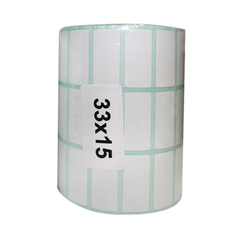 007 Label Stiker Barcode [33 x 15mm]