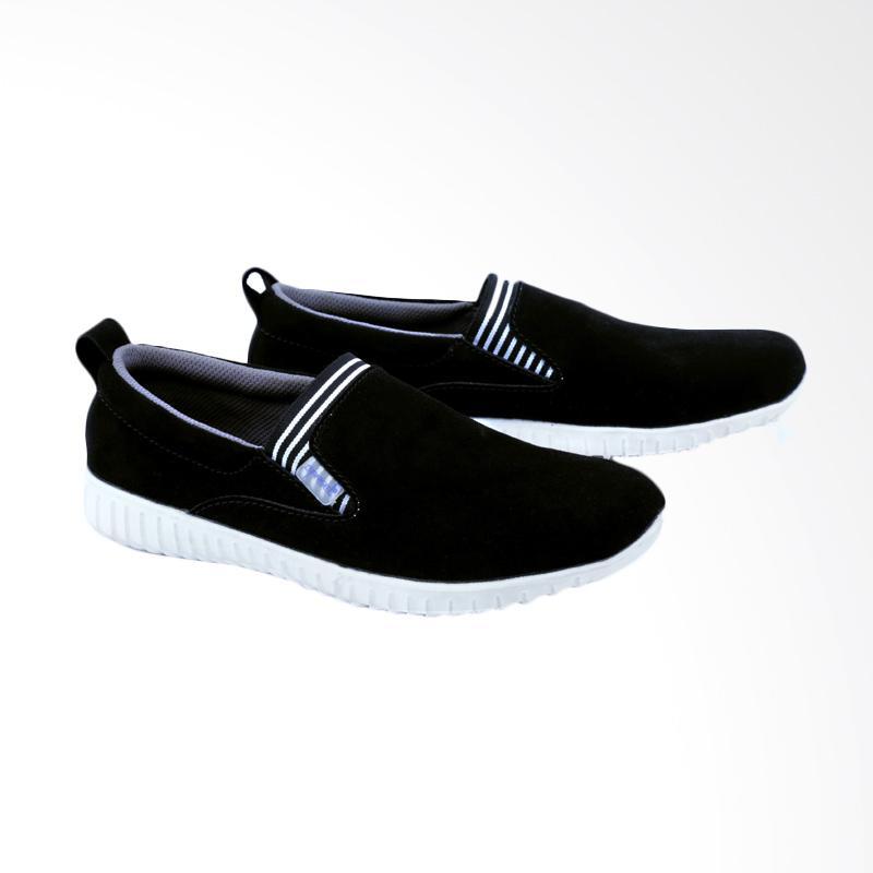 Garsel GCM 1009 Sepatu Slip On Kasual