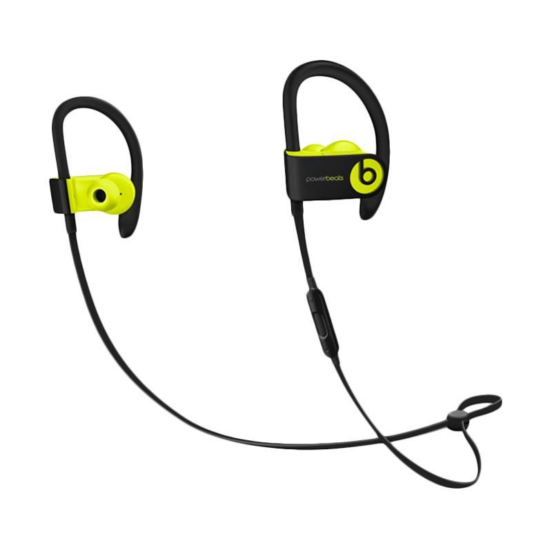 Beats Powerbeats3 Wireless In-Ear Earphone - Shock Yellow
