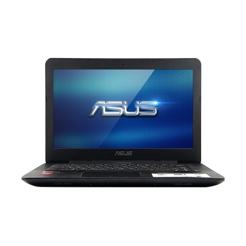Asus X454YA-WX801D Notebook - Hitam [AMD A8-7410/4GB/500/GB/VGA AMD R5 M320 2 GB]