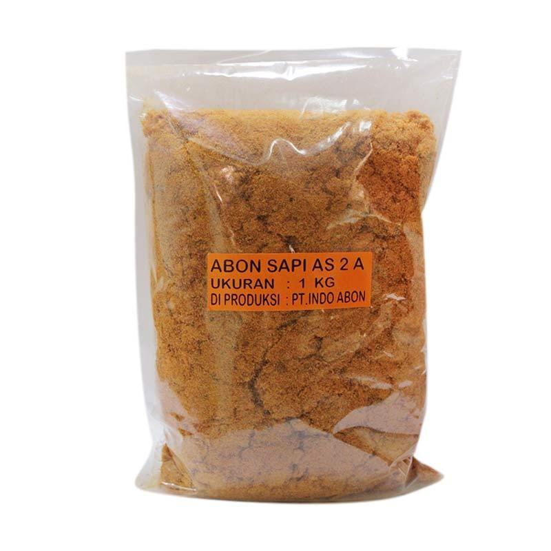 INDOABON AS 2 Abon Sapi Makanan Kering [1 kg]