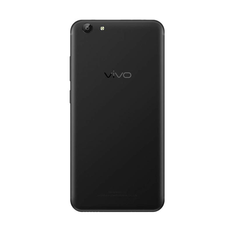 VIVO Y69 Smartphone - Black [32 GB/3 GB/4G LTE]  Free 8 Bonus & Bisa Kredit