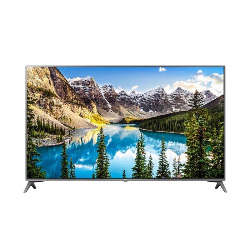 harga LG 49UJ632T UHD TV LED [49 Inch/ webOS 3.5] Blibli.com