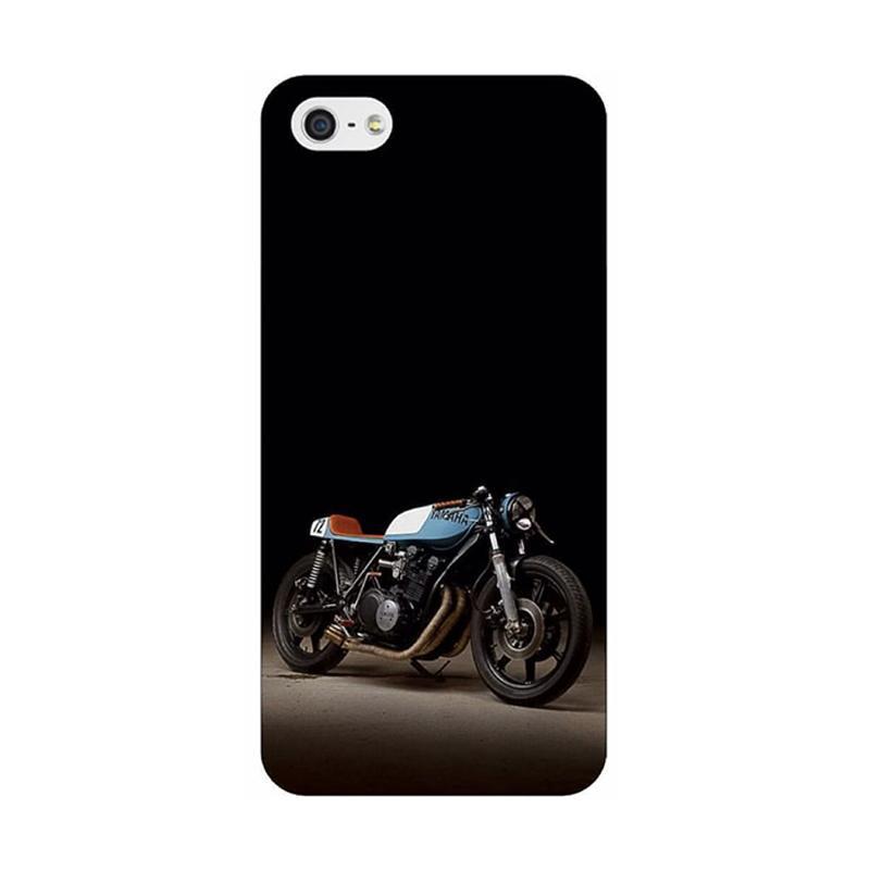 harga Kustom Kaze Cafe Racer 0105 Casing for iPhone 5/5s/5se/5c Blibli.com