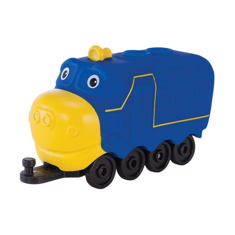 Chuggington Brave Brewster Mainan Anak
