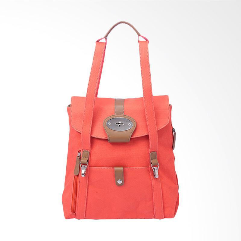 Amore Daniel Beck Mutifunction Backpack - Orange