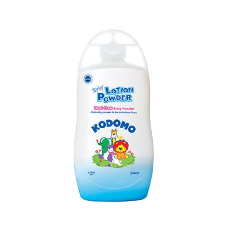 Kodomo Baby Lotion Powder [200 mL] Dust Free