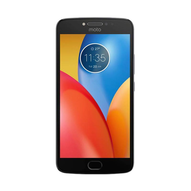 Motorola Moto E4 Plus Smartphone - Grey [32GB/3GB]