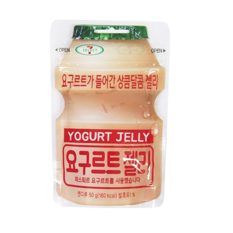 7-Eleven Jelly Korean Yogurt [50 g]